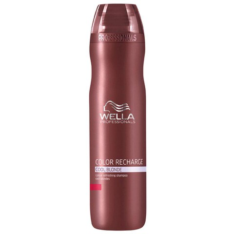 Wella Professionals Shampoing Recharge Cool Blonde (250ml)