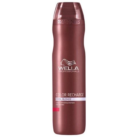 Champú Wella Professionals Recharge Cool Blonde (250ml)