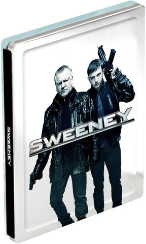 The Sweeney - Limited Edition Steelbook