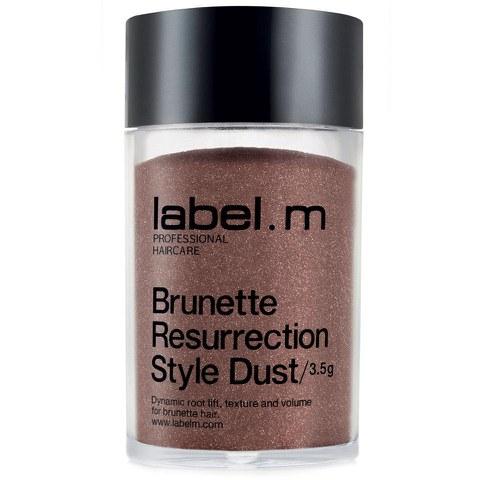 Champú seco en polvo label.m Brunette Resurrection Style Dust (3.5g)