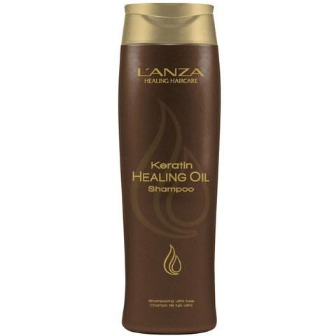 L'Anza Keratin Healing Oil Shampoo (300ml)