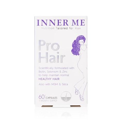 Inner Me - Lustrous Locks Vitamin Komplex für gesundes Haarwachstum - 28 Stk.
