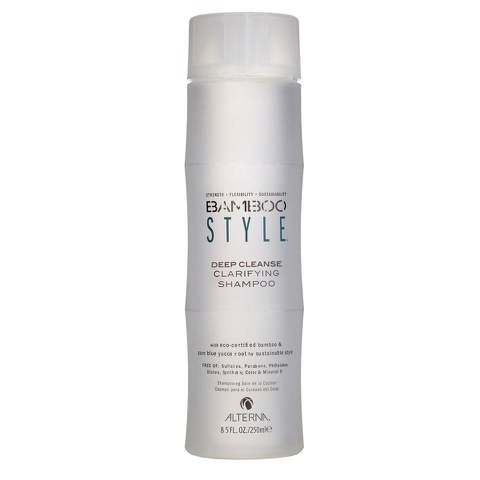 Alterna Bamboo Style Deep Cleanse Clarify Shampoo (250ml)