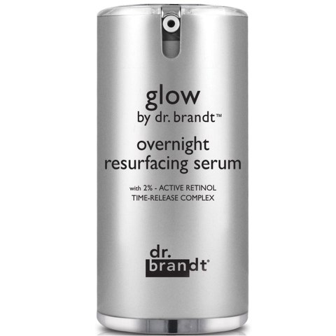 Dr. Brandt Glow by Dr. Brandt Overnight Resurfacing Serum