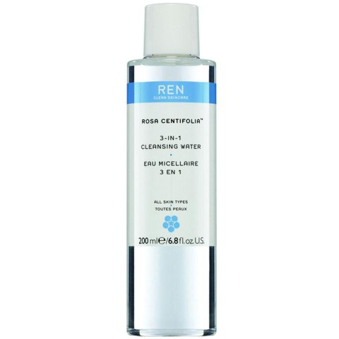 REN Rose Centifolia 3-in-1 Reinigungswasser (200ml)