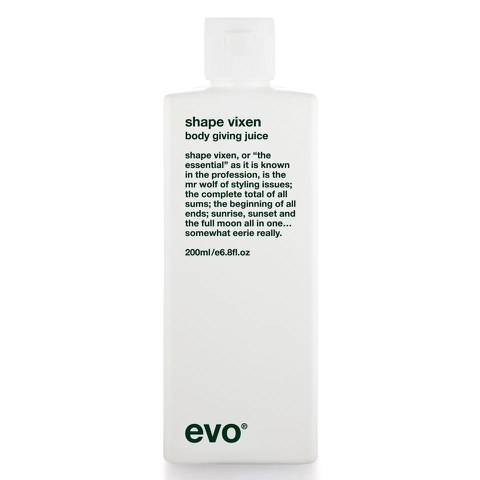 Tratamiento texturizante Evo Shape Vixen Body Giving Juice (200ml)