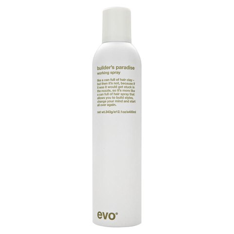 Evo Builder's Paradise Working Spray (300ml)