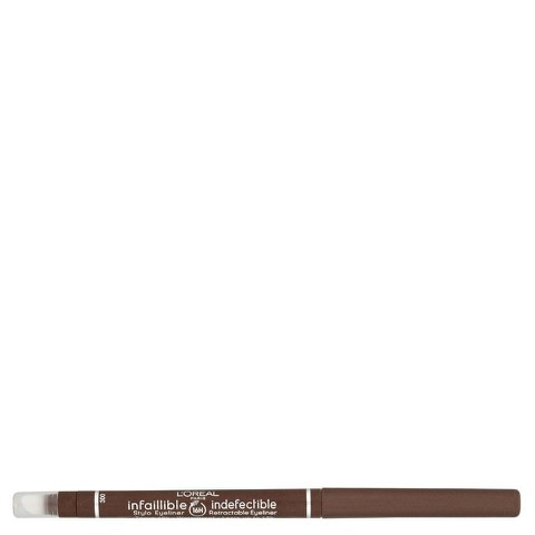 L'Oreal Paris Infaillible Indefectible Retractable Eyeliner (Various Shades)