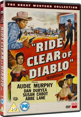 Ride Clear of Diablo (Great Western Verzameling)