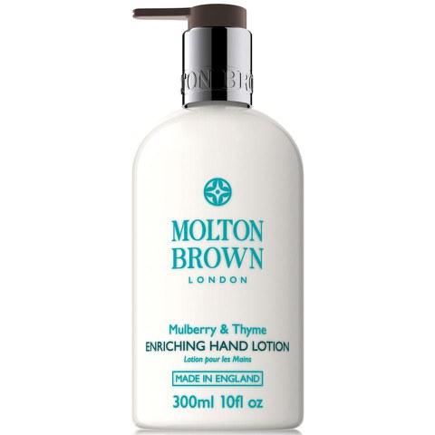 Crema de manos Molton Brown - mora y tomillo
