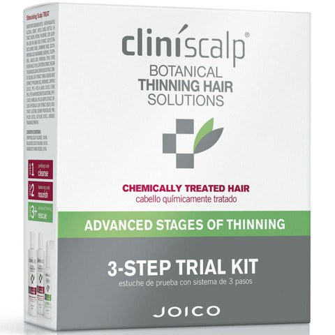 Joico Cliniscalp Trial Pack for Chemically Treated Hair Advanced Stages