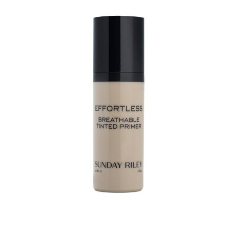 Sunday Riley Effortless Breathable Tinted Primer - Light (30ml)