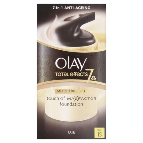 Olay Total Effects Moisturiser BB Cream SPF15 - Fair (50ml)