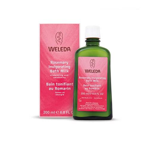 Bain relaxant Weleda - Romarin (200ml)
