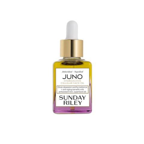 Huile visage Sunday Riley Juno Hyrdoactive Cellular