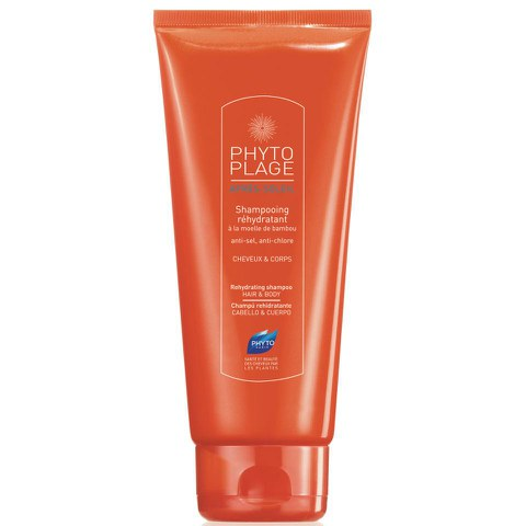 Phyto PhytoPlage Shampoing Réhydratant - Cheveux et Corps (200ml)
