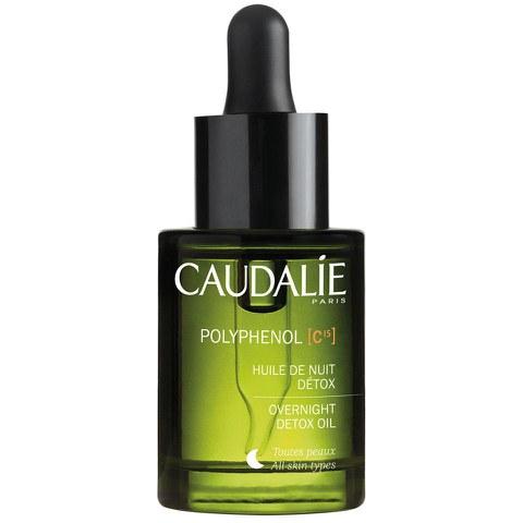 Caudalie  Polyphenols C15 Overnight Detox Oil (30ml)