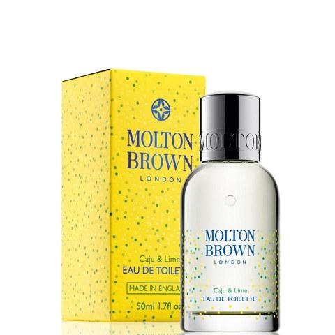 Perfume de caju y de lima Molton Brown Eau de Toilette