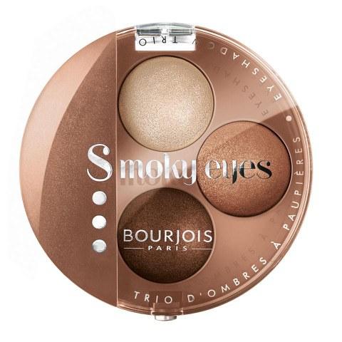 Bourjois Smokey Eyes Trio - Mordore Chic