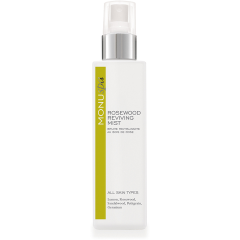 Spray revigorizante palisandro MONUspa (100ml)