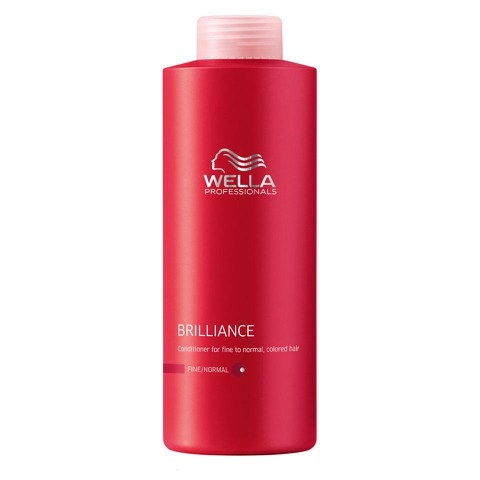 Wella Professionals Brilliance Fine Conditioner (1000ml) (Worth £58.50)
