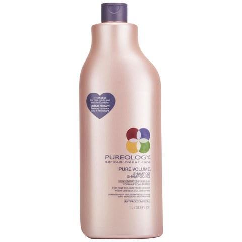 Pureology Pure Volume Shampoo (1000ml)