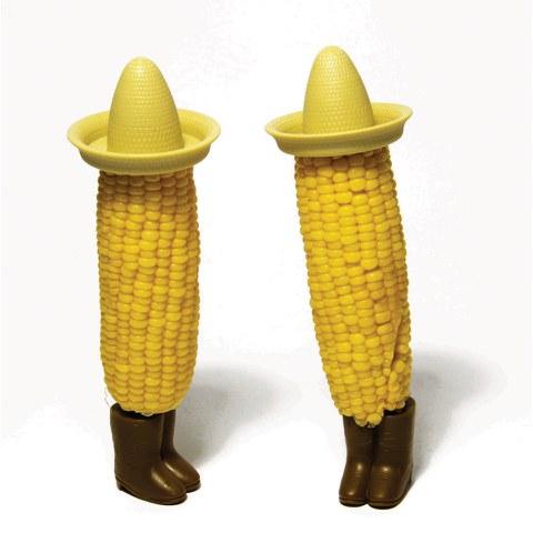 Mexi-Corn on the Cob Corn Skewers