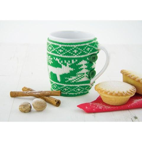 Festive Christmas Jumper Mug