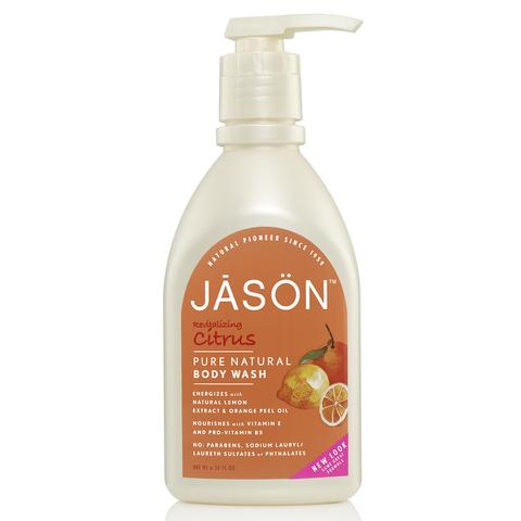 JASON Revitalizing Citrus Body Wash 887ml