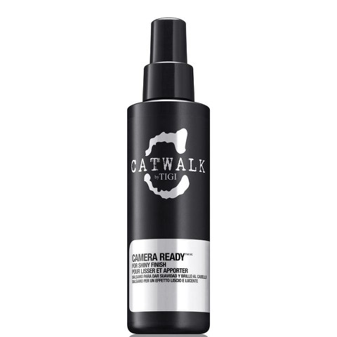 TIGI Catwalk Camera Ready For Shiny Finish (150ml)