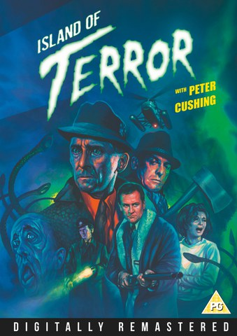 Island of Terror (Digitally Remastered)