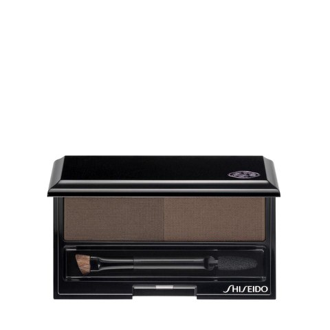 Sombras para cejas Shiseido Eyebrow Styling Compact - BR602 Medium Brown