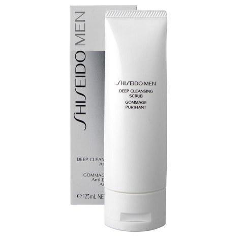 Shiseido Mens Deep Cleansing Scrub (125ml)