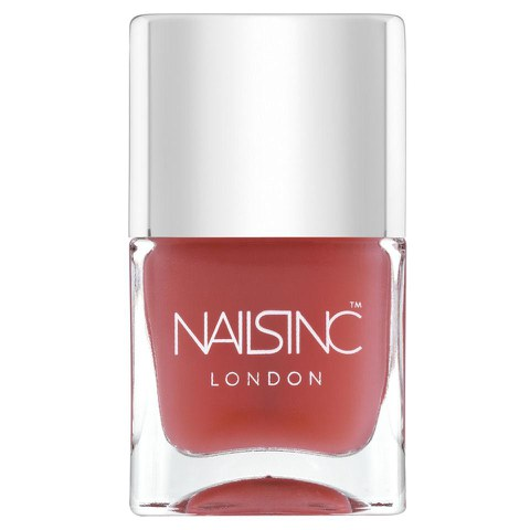 nails inc. Base Coat With Kensington Caviar