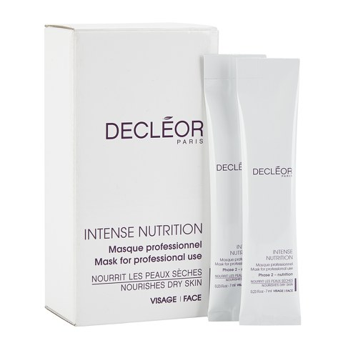 DECLÉOR New Intense Nutrition Pro Mask (x5 Treatments)