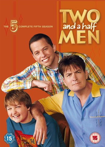 Two and a Half Men - Seizoen 5 Box Set