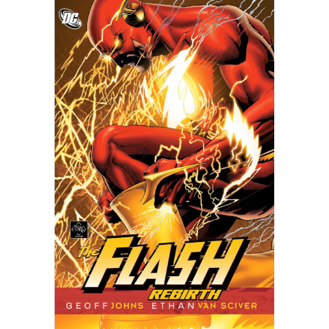 The Flash: Rebirth Paperback Graphic Novel