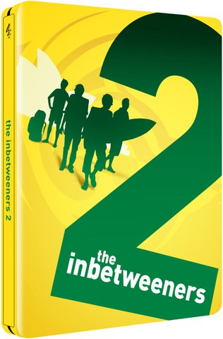 The Inbetweeners 2 Steelbook