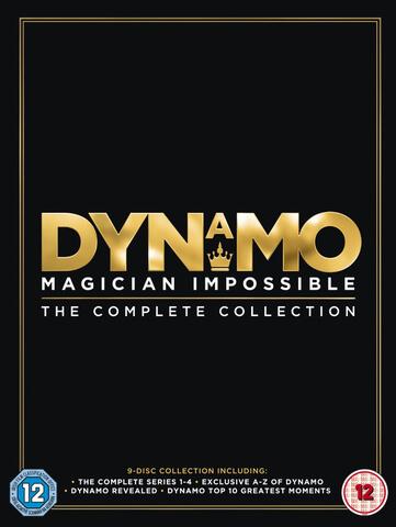 Dynamo: Magician Impossible Sets 1-4