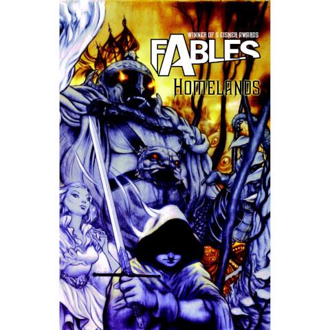 Fables: Homelands - Volume 06 Paperback Graphic Novel