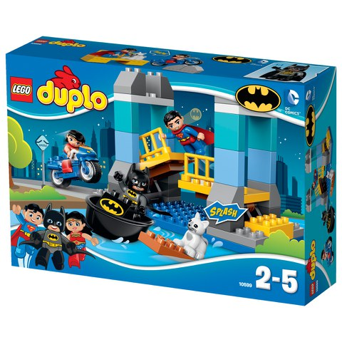 LEGO DUPLO: DC Super Heroes Batman Adventure (10599)