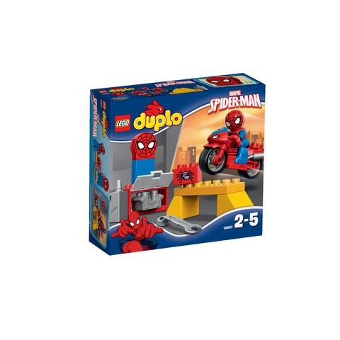 LEGO DUPLO: Spider-Man webmotor werkplaats (10607)