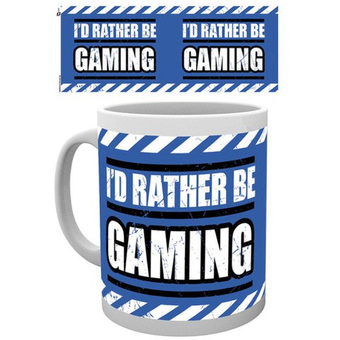 Gaming Rather Be Mug