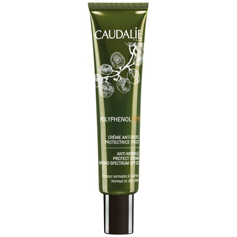 Caudalie Polyphenol C15 Broad Spectrum SPF 20 Anti-Wrinkle Protect Cream (40ml)