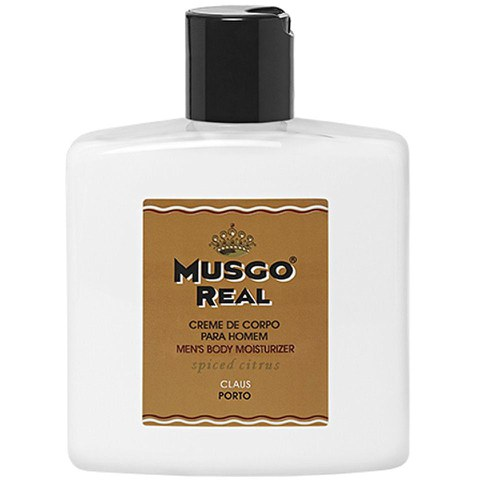 Musgo Real Body Cream - Spiced Citrus