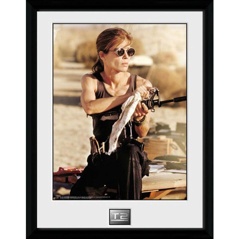 Terminator 2 - 16x12 Framed Photographic