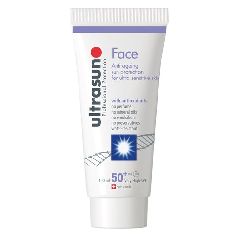 Loción Protectora Ultrasun Professional Protection con FPS50+ (100ml)