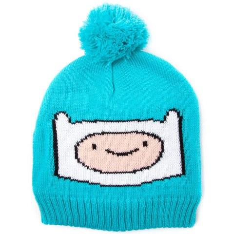 Adventure Time Finn Bobble Beanie