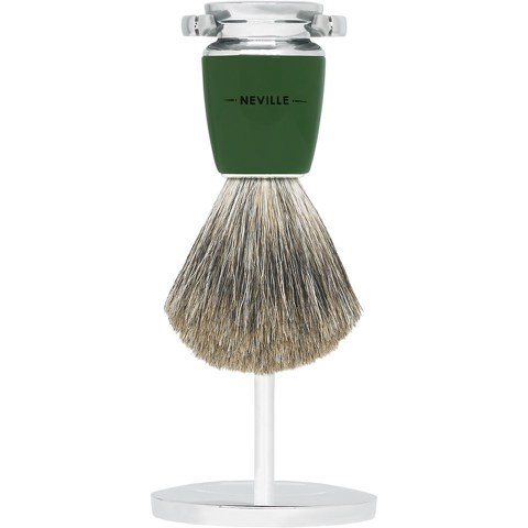 Neville Shaving Brush and Stand