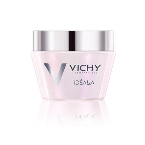 Vichy Idealia crème illuminante et alissante pour la peau sèche 50ml